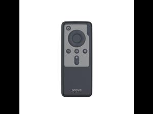 Goovis D3 Portable Blu-ray 4K Media Player,HDMI Streaming Media Player,Bluetooth 4.1 Media Player Controller for Goovis G2 Headset/Goovis PRO Headset/HDTV/Projector,ect