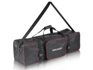 """Neewer 35""""x10""""x10""""/90 x 25 x 25 cm Photo Studio Equipment Large Carrying Bag with Strap for Tripod Light Stand and Photography Lighting Kit(CB-05)"""