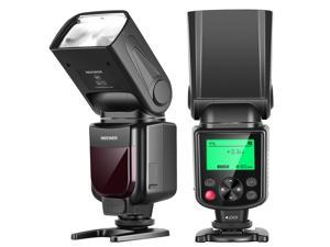 Neewer NW635 TTL Flash Speedlite Automatic Flash GN58 with LCD Display Compatible with Sony MI Hot Shoe DSLR and Mirrorless Cameras A6000 A6300 A6500 A9 A7III A7RIII A7RII A7II NEX6 A7SII A7R A7S