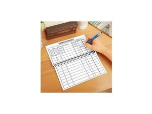 Jumbo Large Print Checkbook Register Balancing Checkbook