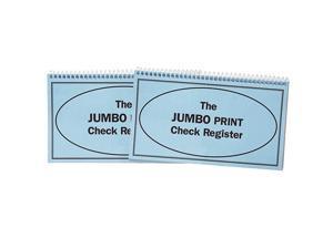 Print Check Register Set of 2