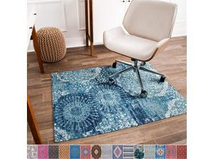 Rugd Chair Mat 40 x 54Inch Maldives
