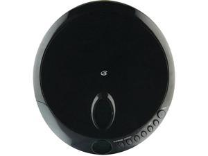 PC301B Portable CD Player with Stereo Earbuds and AntiSkip Protection PC301BBlack