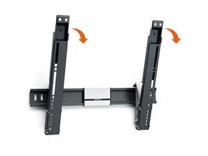 Thin 415 tiltable TV Wall Mount for 26-55 inch TVs | Max. 40 lbs (18 kg) | Max. VESA 400x400| Ultra Slim TV Wall Mount | TÜV Certified