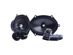 MCX57C 5 x 7 50W RMS MC Class 2Way Component Speakers System