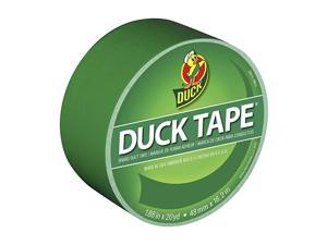 1304968 Color Duct Tape Single Roll 188 Inches x 20 Yards Green