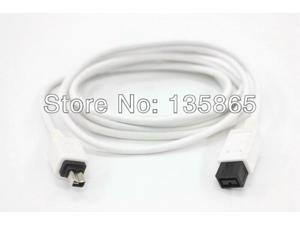 F3N403-06-APL FireWire 800/400 CABLE - FireWire 9-pin to 4-pin Cable for PC/MAC 6 ft