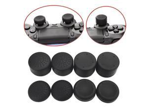 8pcs Joystick Caps Silicone Analog Controller Thumb Stick Grip Thumb stick Cap Cover Key Protector For Controller Silicone