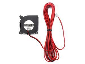 DC24V 40mm Cooling Fans for VORON 2.4 3D Printer Replacement Accessories 8000 RPM Hydraulic Bearing Radiator Cooler with Cable