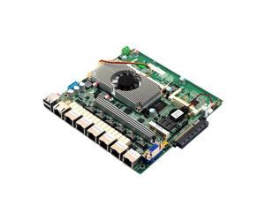 Quad Core Firewall Router mini-itx Intel Celeron J1900 motherboard 6x Intel Gigabit Ethernet Onboard 4GB pfSense Appliance
