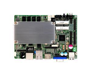 3.5 inch motherboard J1900 CPU onboard 4G ddr3 wide voltage 8-36v LVDS 2 ethernet ports motherboards