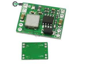 Ultra Mini Step Down Power Supply Module DC 7-28V to 5V DC-DC Buck Converter Input 7V~28V Output 5V Max 3A Replace LM2596