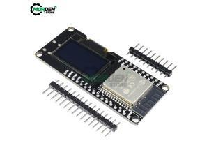"ESP32 ESP-WROOM-32 0.96"" Inch OLED Display 2.4GHz WiFi Bluetooth Development Board Module CP2102 for Arduino Wemos D1 AP STA"