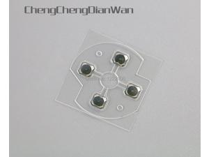 ChengChengDianWan For XBOX ONE Xboxone Controller D Pads D-Pad Metal Dome Snap PCB board buttons Conductive fIlm