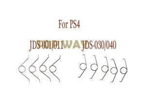 50pcs R2 L2 Trigger Buttons Springs for Dualshock 4 PS4 DS4 Pro Slim Controller Spring JDM 001 010 011 030 040
