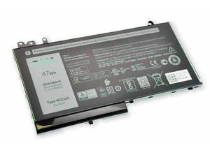 New DELL NGGX5 47Wh Replacement Laptop Battery Compatible with Dell Latitude E5250 E5270 E5470 G750 NGGX5 954DF JY8D6 0JY8D6 W9FNJ RDRH9