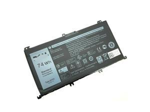 357F9 71JF4 Laptop Battery for Dell Inspiron 15 7559 7000 7566 7567 INS15PD-1548B INS15PD-1748B  INS15PD-1848B(11.4V 74Wh)