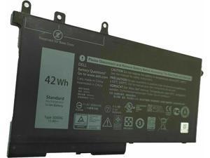 NEW DELL 3DDDG Replacement Compatible with Dell Latitude E5280 E5480 E5580 5280 5288 5290 5480 5488 5490 5491 5495 5580 5590 Precision 3520 3530 Series 049XH 45N3J 3VC9Y RRJDX 451-BBZP [11.4V 42Wh]