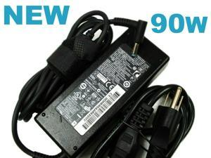 HP 90W AC Adapter Laptop Charger for HP Envy Touchsmart Sleekbook 15 17 M6 M7 Series; HP Pavilion 11 14 15 17, HP Stream 11 13 14, HP Elitebook Folio 1040, HP Spectre X360 13 15 Power Supply Cord