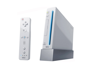 Nintendo Wii Complete Game System RVL 101 - White - Remote + Nunchuk Included