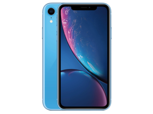 Apple iPhone XR - 64GB - White / Black / RED / Pink / Blue - GSM Unlocked - Smartphone - Grade C
