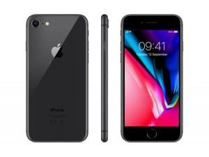 Apple iPhone 8 - 64GB / 256GB - GSM Unlocked - Space Gray / Gold / Silver / Red - Smartphone - Grade B