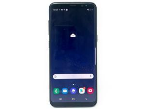 Samsung Galaxy S8 - Black / Gray/ Silver - Fully Unlocked - Smartphone - 64GB - G950U - Grade B (Screen Shadow)