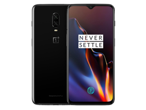 Oneplus 6T - 128GB - Black - GSM Unlocked - AT&T/T-Mobile/Global - Smartphone - Single SIM - Grade A (Screen Shadow)