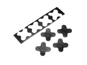 Wizard X220S FPV Racer Spare Part Anti-vibration Motor Pads For 22XX Motors 4PCS RC Drone FPV Racing
