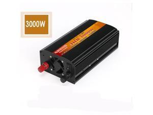 Car Inverter Modified Sine Wave Electric Car Booster High-power Power Converter 12V / 24V to 220V 2000W/3000W/4000W-24V-220V/3000W