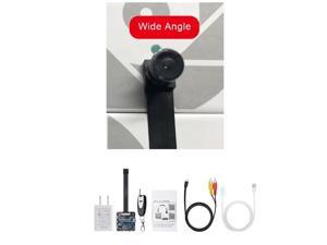 4K HD DIY Minis Camera Wifi Network Webcam IP P2P Camera Wireless Cam Module Motion Activated DV Camcorder Small Night Vision-A
