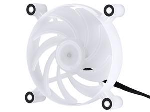 IFORGAME Ice 120mm ARGB Case Fan, Hydraulic Bearing, 6pin Motherboard Sync for PC Case