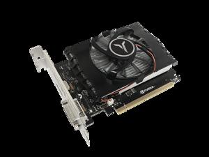 Yeston Nvidia GeForce GT 1030 Graphics Card(FAST SHIPPING), 4GB 64-Bit GDDR4 PCI Express 3.0 x 4, HDMI/DVI-D Dual Output Ports, DirectX 12, GPU Boost 3.0, OpenGL 4.6, Desktop GPU, Computer Video Card