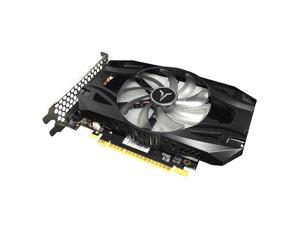Yeston Nvidia GeForce GTX 1050 Ti Graphics Card(FAST SHIPPING 7-9 DAYS), 4GB 128-Bit GDDR5 PCI Express 3.0 x16 , DVI-D/HDMI/DP Tri-Ports, G-Sync, GPU Boost, DirectX 12, Gaming GPU, Desktop Video Card