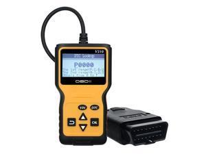 V310 Car OBD2 Scanner Code Reader Engine car fault code reader/diagnostic instrument CAN Diagnostic Scan Tool for All OBD