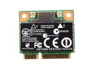 150Mbps WiFi Mini PCI-E Network Card for HP Realtek RTL8188CE Wireless-N 802.11 B/G/N 640926-001 639967-001