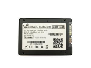 KUIJIA 2.5 Inch SATA3 Ultra-Silm 7mm SSD 120GB Internal Solid State Drive for Desktop Laptop PC