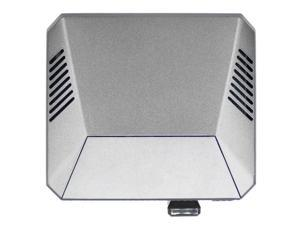 Argon ONE M.2 Case for Raspberry Pi 4 Model B M.2 SATA SSD to USB 3.0 Board Support UASP Built-in Fan Aluminum Case