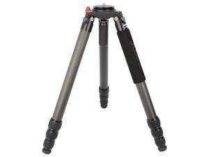 "koolehaoda Carbon Fiber Video Tripod, Multi-Function Camera Tripod, 60"" inch,F36MM Large Diameter Design,Max Loading 18KG, with Carrying Bag (JUSIN Series A-364C)"