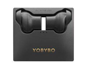 Note 20 TWS Wireless Earbuds  Bluetooth 5.0 Touch control headset Most Design-conscious Thin funny interesting  earphone Automatically pairing Wireless charging function - Black