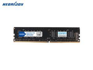 Heoriady DDR4 8GB Memory 2666mHZ PC4-21300 288 Pin Desktop 1.2V Desktop RAM DIMM for Intel AMD System Desktop Computer