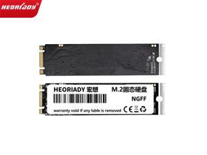 Heoriady M.2280 Interface NGFF 2280 SSD 128GB 256GB 512GB 1TB (Read/Write Speed up to 550/500 MB/s)M.2 Internal Solid State Drive Hard Disk 6GB/S SATA for Laptop Notebook Ultrabook (1Pcs 512G)