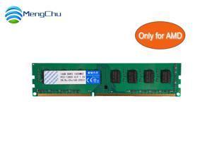 RuiChu AMD RAM Desktop RAM 16GB DDR3 Memory 1600mHZ AMD Edition Memory DDR3 1600 (PC3 12800) 1.5V 240-Pin Non ECC Desktop Memory Model Only for AMD Desktop