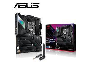 ASUS ROG STRIX Z590-F GAMING WIFI LGA 1200 Intel Z590 Intel Motherboard