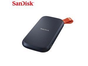 SanDisk 2TB Portable SSD Solid State Drives USB 3.2 USB-C (SDSSDE30-2T00-G25)