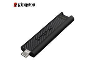 Kingston DataTraveler Max 256GB USB 3.2 Gen 2 Type-C Flash Drive Up to 1,000MB/s read speed DTMAX/256GB