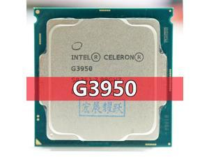 Intel  Celeron  Processor G4560 CPU LGA 1151 14 nanometers  Dual-Core  100% working PC computer properly Desktop Processor
