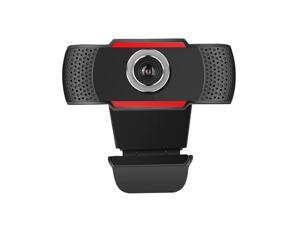 1080P Webcam HD PC Camera with Microphone MIC for Skype for Android TV Rotatable Computer Camera Web Cam