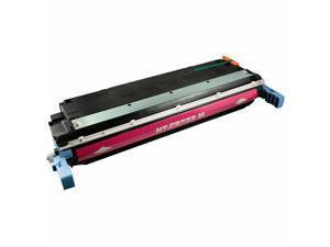 Magenta Toner Cartridge for  C9733A 645A Color LaserJet 5500dtn
