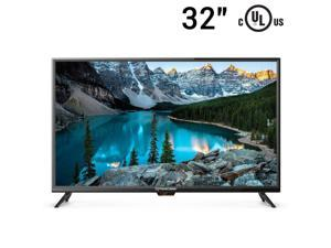 HD TV 720p with LED backlit 32'' High-quality IPS LCD Panel
